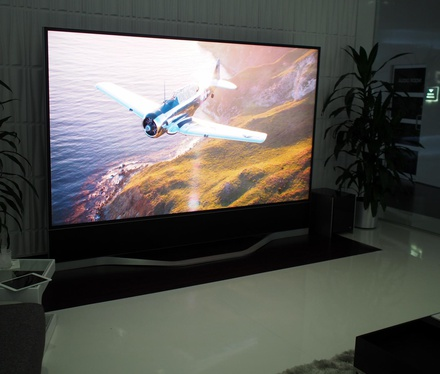 Телевизор Ace 120 дюймов 4K Android TV