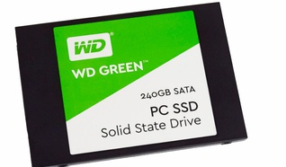 SSD диск WD Green 240G