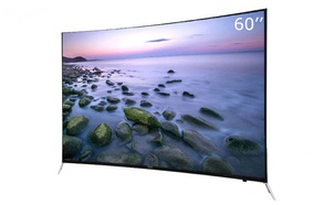 "Телевизор Curved Ace 60"" 4K Black"